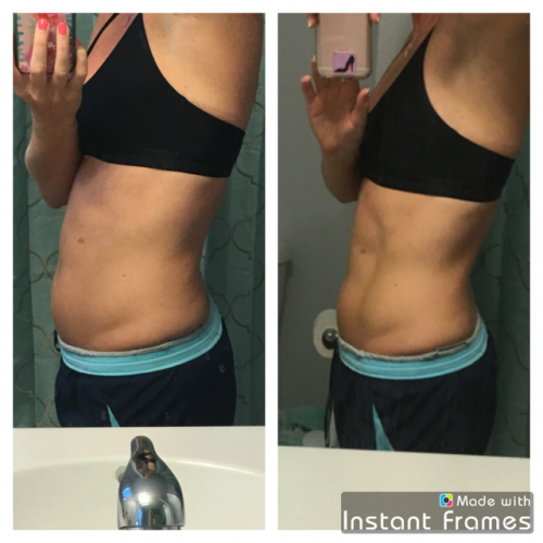 Before & After Personal Trainer Results in Wilmington, NC