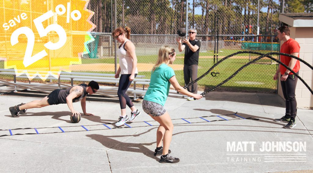 Personal Training & Group Fitness in Wilmington NC